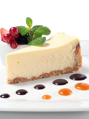 The Perfect 10 Diet Cheesecake Recipe