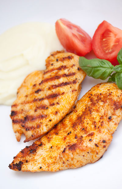 The Perfect 10 Diet Grilled Turkey Steak Recipe