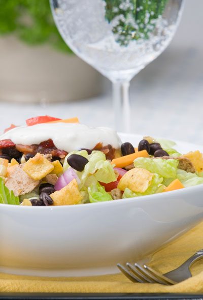 The Perfect 10 Diet Mexican Chicken Salad Recipe