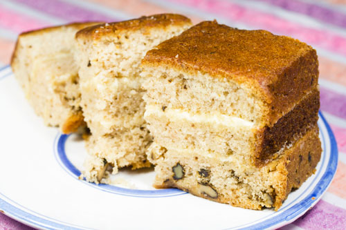 The Perfect 10 Diet Orange Walnut Cake Recipe